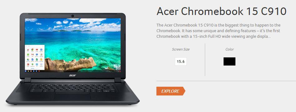 acerchromebook15c910