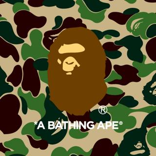 A BATHING APE WatchFace