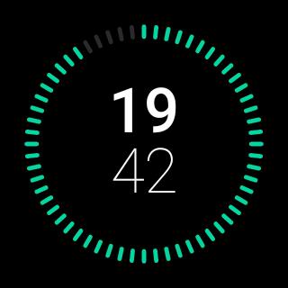 Nova Watch Face by Hyperflow