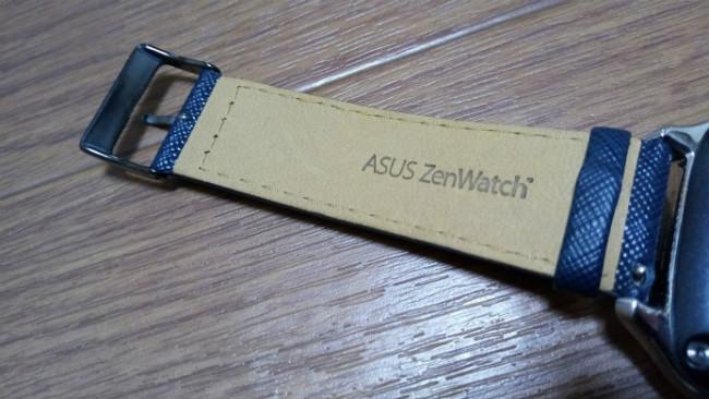 ASUS ZenWatch2 ベルト交換