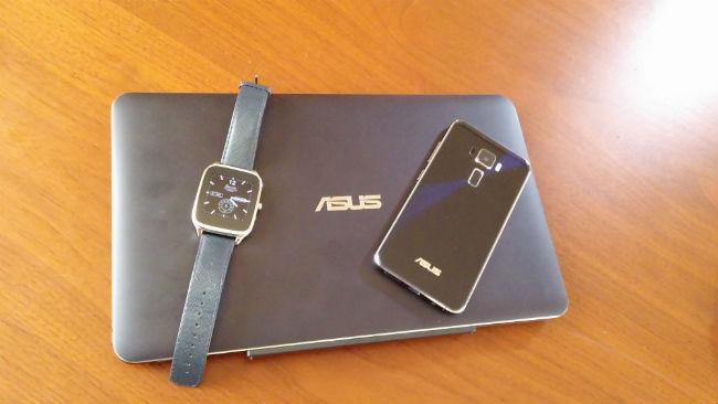 ASUS Zenfone3 T300chi Zenwatch2