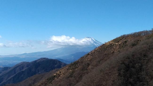 丹沢 塔ノ岳 登山 初心者 登山日記 富士山 花立山荘