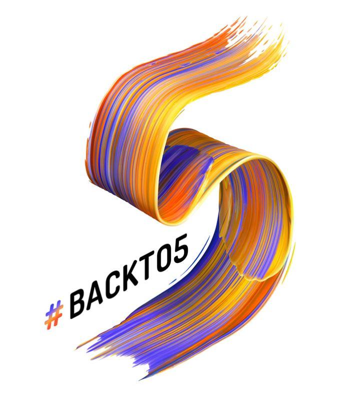 #backto5 #ASUS愛を見せつけろ Zenfone5