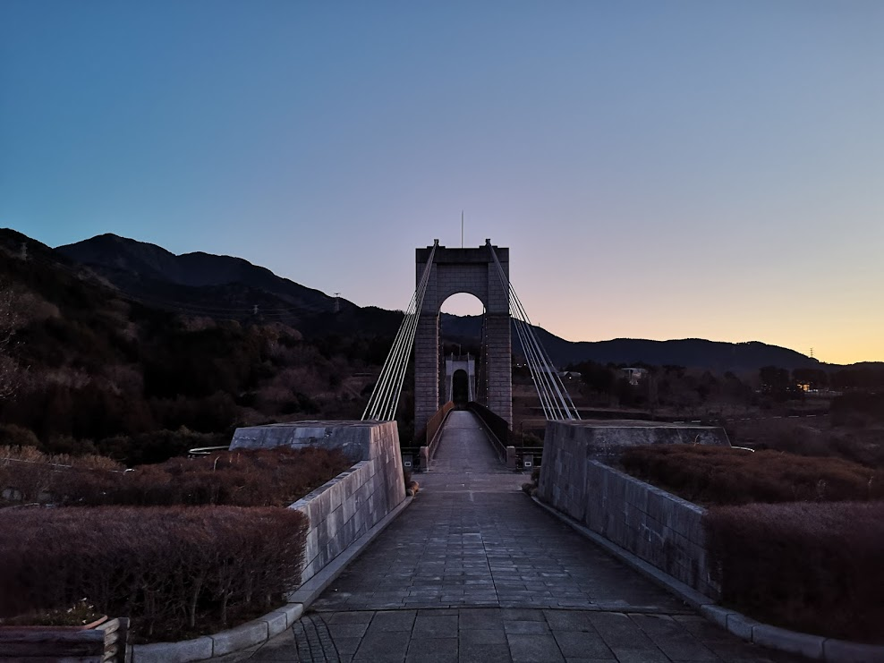 三ノ塔 塔ノ岳 表尾根 縦走 大倉 丹沢 風の吊り橋