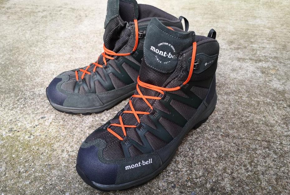 モンベル ワオナブーツ コロンビア セイバーミッド 登山靴 選び方